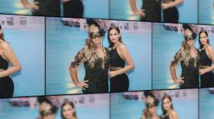 Bruna Marquezine curte festa de aniversário da sogra com ex de Neymar