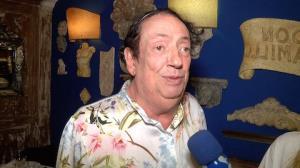 """Marcos Oliveira, o Beiçola, ironiza: """"Acho que não sou bom ator"""""""