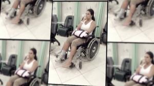 Solange Gomes quebra o tornozelo e põe em risco desfile para o Carnaval