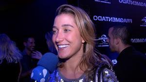 """Gabriela Pugliese fala sobre dieta calórica do noivo: """"Dá raiva"""""""