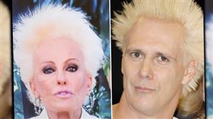 Novo penteado de Ana Maria Braga faz fãs a compararem com Supla