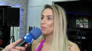 Funkeira Babi Muniz diz que quer namorado virgem e que só goste de mulheres