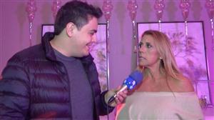 """Após emagrecer 15 kg, Rita Cadillac grava clipe de funk: """"Coroa gostosa"""""""