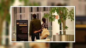 Giovanna Antonelli apalpa bumbum do marido em shopping do Rio