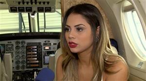 Lexa explica aliança de casamento que terá DNA dela e de Guimê