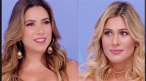 Lívia Andrade avisa Patrícia Abravanel que não leva desaforo para casa
