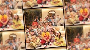 Silvio Santos faz festa do pijama para comemorar 87 anos