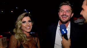 Ana Paula Minerato e Marcos Harter se reencontram pela 1ª vez após reality