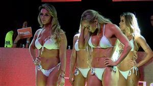 Participantes de concurso fitness contam sacrifícios para ficarem sarados