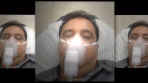 Nova doença obriga o apresentador Geraldo Luís a ficar em repouso