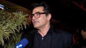 Luciano Szafir se emociona ao falar sobre a morte da mãe de Xuxa