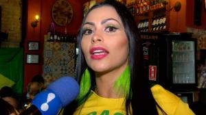 """Miss Bumbum revela que ficou com Neymar: """"Fui na casa e conheci até o pai"""""""