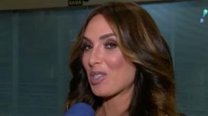 Nicole Bahls revela que fica dois dias sem comer para emagrecer