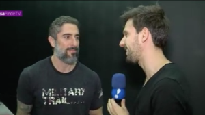"""Marcos Mion comenta gravação intensa de reality: """"Virei 48 horas no ar"""""""