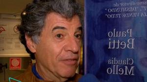 Paulo Betti abre o coração e fala sobre a perda do neto