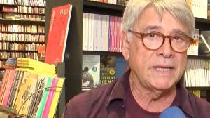 """""""Tchau para vocês"""", diz Sérgio Chapelin sobre aposentadoria"""