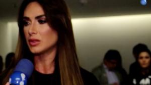 """""""Nenhum contato"""": Nicole Bahls não pretende falar com Flávia Viana"""