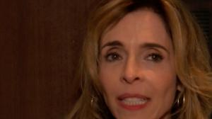 """Deborah Evelyn aconselha Lyris, de 'A Dona do Pedaço': """"Vá em frente"""""""