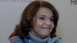 Após anos, Claudia Rodrigues volta aos palcos e quer provar que está bem