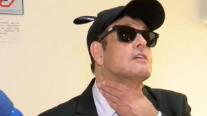 """""""Não teve nada armado"""", afirma Sergio Mallandro sobre briga com João Gordo"""