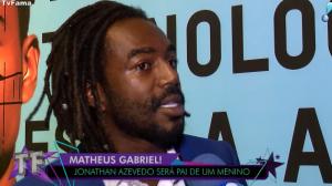 Jonathan Azevedo diz que não vai casar com amiga que ficou grávida dele
