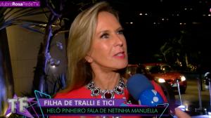 Helô Pinheiro vai apresentar programa de entrevistas na televisão