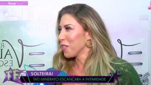 "Tati Minerato segue longe da Gaviões: ""Carnaval está incerto"""