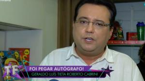 """Geraldo Luís desabafa sobre saúde: """"Eu brinquei demais"""""""