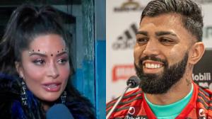 """Aline Riscado nega affair com Gabigol: """"Não existe nada"""""""