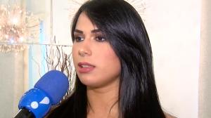Modelo fitness Jully Oliveira salva mãe e filha de agressor