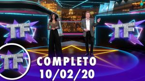 TV Fama (10/02/20) | Completo