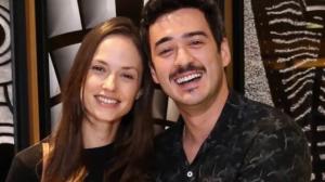 Rosanne Mulholland revela como contou para Marcos Veras que está grávida