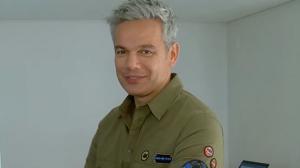"""Otaviano Costa diz que gostaria de substituir Gugu em reality: """"uma honra"""""""