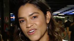 """Lucy Alves dá palpite sobre mistério de novela: """"É o Chay"""""""