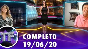 TV Fama (19/06/20) | Completo