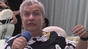 """Sikêra confirma que foi sondado por outras emissoras: """"Tinha muita paquera"""""""
