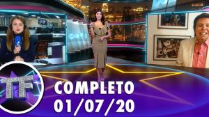 TV Fama (01/07/20) | Completo