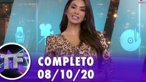 TV Fama (08/10/20) | Completo