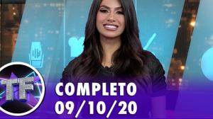 TV Fama (09/10/20) | Completo