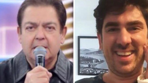 Faustão teria vetado participação de Marcelo Adnet no Domingão