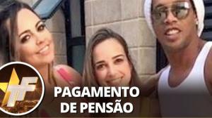 Ronaldinho Gaúcho recorre às ex para ajudá-lo em processo judicial
