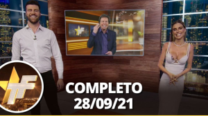 TV Fama (28/09/21) | Completo