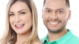 Ex-marido de Andressa Urach vai buscá-la em boate
