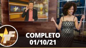 TV Fama (01/10/21)   Completo