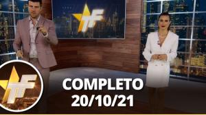 TV Fama (20/10/21) | Completo