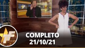 TV Fama (21/10/21) | Completo