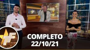 TV Fama (22/10/21) | Completo