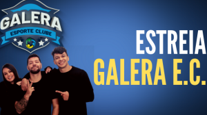 ESTREIA GALERA ESPORTE CLUBE | (11/08/21) - Completo