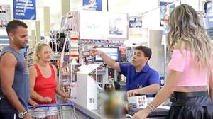 Promoção de supermercado deixa esposa revoltada e marido fica no prejuízo