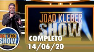 João Kléber Show (14/06/2020) Completo